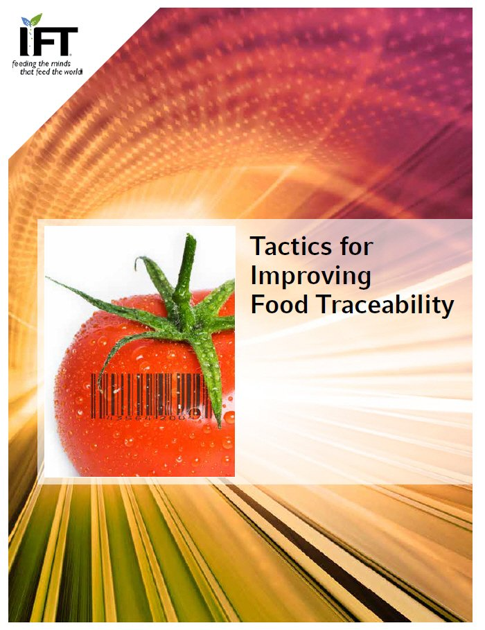 traceability report cover