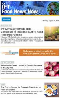 Food News Now screengrab